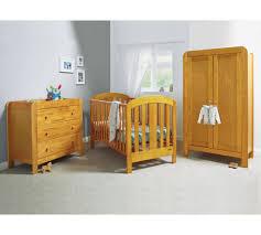 mamas u0026 papas vico 3 piece nursery furniture set cot bed dresser