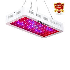 led grow light fixtures amazon com roleadro 300w led grow light galaxyhydro series full