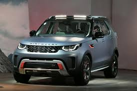 land rover discover svx v8 is the ultimate land rover discovery for off roading and