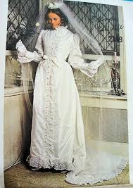 vogue wedding dress patterns bridal dress wedding gown pattern style belinda