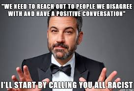 Meme Jimmy - i wonder if jimmy kimmel can understand his own hypocrisy