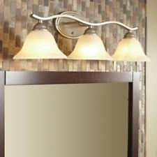 Brushed Nickel Bathroom Vanity Light by Hampton Bay 705075 Andenne 3 Light Brushed Nickel Bathroom Vanity