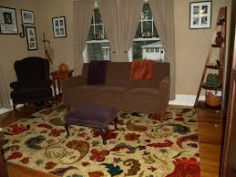 10 x 13 area rugs 10x14 rugs lowes allen roth addington brown rectangular indoor