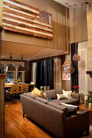 wall decoration barn door wall decor in fantastic interior