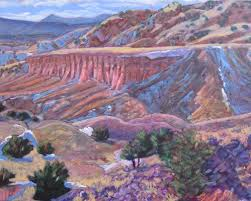 Landscaping Albuquerque Nm by Polly Jackson Landscape Paintings In And Around Albuquerque Nm