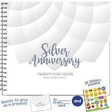 25 year anniversary gifts 25 yr anniversary gifts