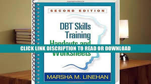 e books dbt skills training handouts and worksheets second
