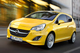 opel corsa 2016 2014 opel corsa specs and photos strongauto