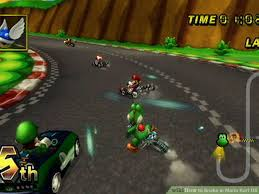 snake mario kart ds 4 steps pictures wikihow