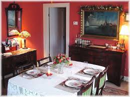 dining room fascinating picture of dining room design using red