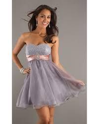 robe grise pour mariage robe de cocktail en mousseline de soie grise ornée de strass sans
