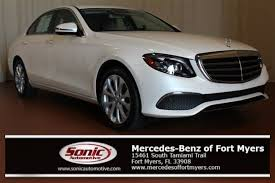 mercedes fort myers fl used 2017 mercedes e class for sale in fort myers fl stock