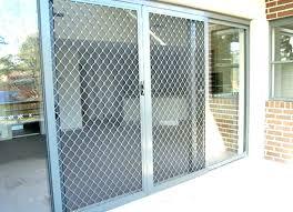 Secure Patio Door Ideas Security Patio Doors For Door Security Devices For Your