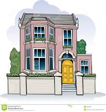 victorian house royalty free stock photos image 9359288