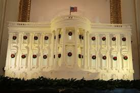 photos white house decorated for christmas