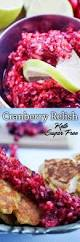 low carb thanksgiving food fresh cranberry relish perfect as a side for your low carb holiday