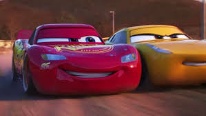 cars 3 sally new cars 3 trailer takes lightning mcqueen back to where it all began