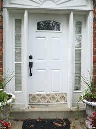 Exterior Door Kick Plate Front Door Kick Plate Testimonials Photos Front Door Kick Plate