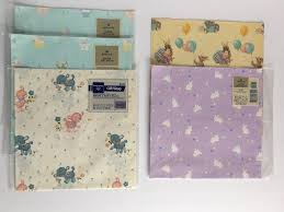 flat wrapping paper vtg gift wrapping paper lot of 5 collection flat wrap new sealed