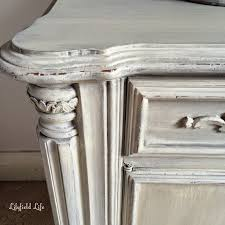 Gray Furniture Paint Lilyfield Life Furniture Paint Effects Dry Brushed And Washes