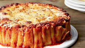 ina garten pasta recipes rigatoni with sausage u0026 fennel recipe ina garten food network