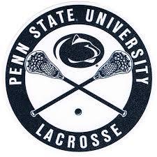 penn state alumni sticker student book store w55614 penn state lacrosse decal 3