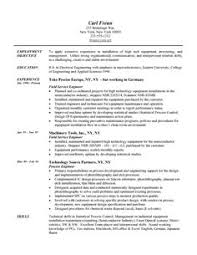 exles of sales resumes entry level resume templates to impress any employer livecareer