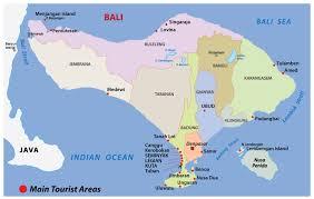 bali indonesia map bali map areas topography regencies