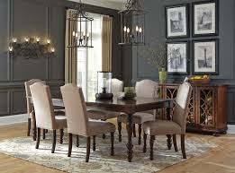 7 Pc Dining Room Sets by Baxemburg 7pc Dining Room Set By Ashley La Furniture Center