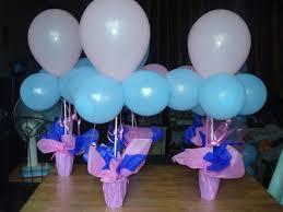 balloon centerpiece ideas 23 best centerpieces images on centerpiece ideas