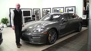 Porsche Panamera 2015 - 2015 porsche panamera turbo s executive 150237 youtube