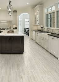 kitchen trendy dark vinyl kitchen flooring cream cabinets wood