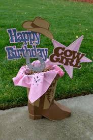 Western Style Centerpieces by Cowboy Themed Birthday Invitation Ann Marie This Made Me Think Of
