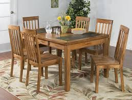 Oak Dining Room Table And 6 Chairs Rustic Oak Dining Table Set Oak Table And Oak Dining Table