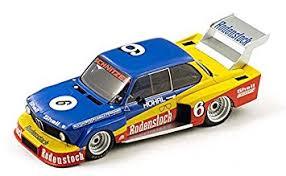 bmw 2002 model car amazon com 1977 bmw 2002 turbo gr5 walter rohrl model car in 1 18