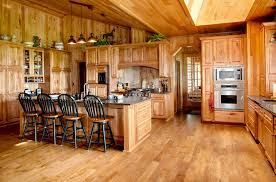 Wooden Kitchen Interior Design Country Style Kitchen With Wood Elements There S No Place Like