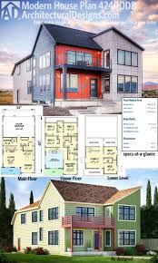 Houses Plan by 236 Best House Plans Images On Pinterest Modern Houses Modern