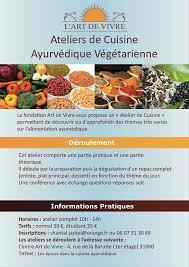 cuisine ayurvedique atelier de cuisine ayurvédique végétarienne de vivre toulouse