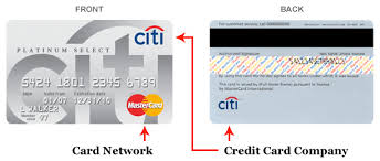 list of credit card companies networks differences contact