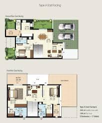 row home plans duplex luxury 2 bhk row houses in bengaluru premium luxurious 3