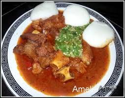 recette de cuisine africaine malienne sauce ragoût de viande recettes africaines