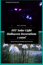 diy halloween decorations for the time pressed diy halloween and