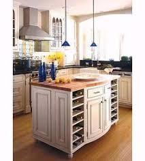 kitchen island wine rack kitchen island with built in wine rack butcher block countertop