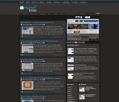 110 free blogger magazine templates webprecis