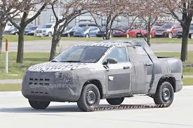 jeep truck spy photos new ram or jeep truck toro based pickup spotted in u s off road com