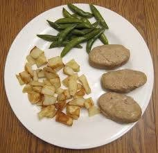 vienna gefilte fish dinner idea gefilte fish with oven roasted potatoes and sugar