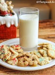 cookie press cookies in 3 flavors for your holiday tray trays