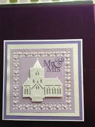 sue dix sweet dixie church die and embroidery square die cards