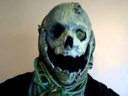 Scary Scarecrow Costume Scarecrow Mask I Made Youtube