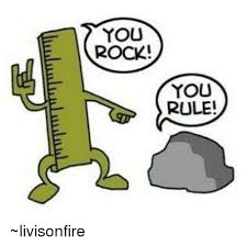You Rock Meme - you rock you rule livisonfire meme on me me